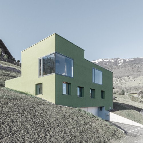 R alisations meyer architecture sion Meyer architecture