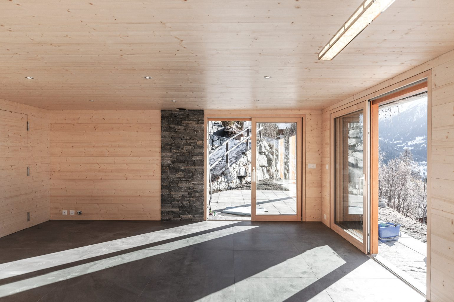 Chalet Coulon Meyer Architecture Sion