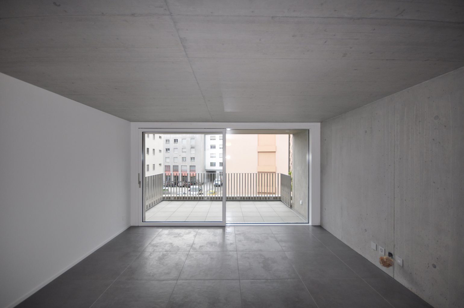 Immeuble Dixence Meyer Architecture Sion