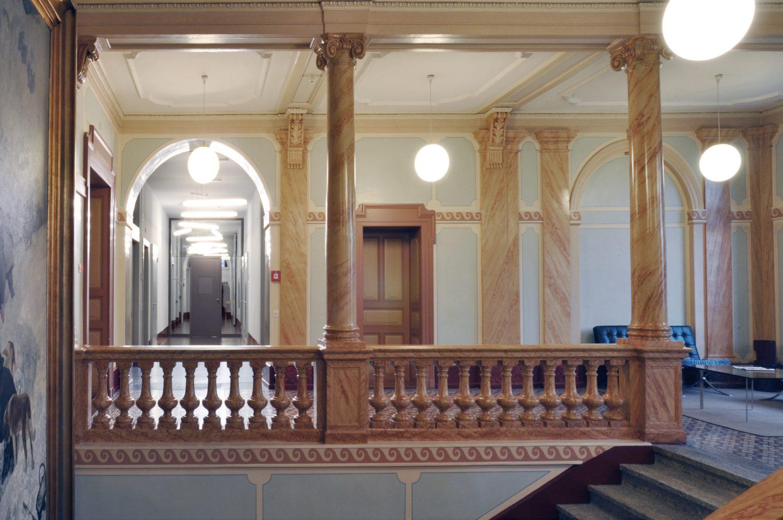 Palais de justice meyer architecture sion Meyer architecture