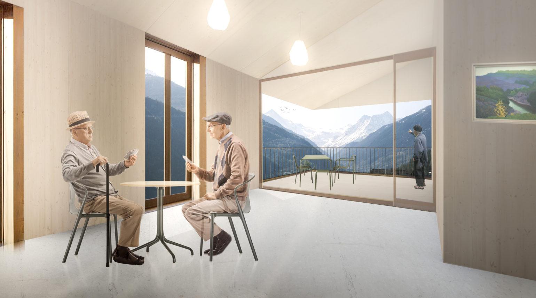 3D FINALE HOME VEX INTERIEUR